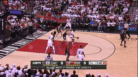 you aborted the video playback baloncesto nba po rnd1 gm3 los angeles clippers
