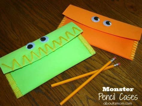easy crafts for to make in school 24 and creative diy back to school crafts style