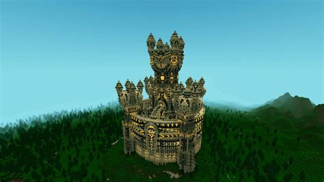 New House Blueprints by Warucia Castle Download Minecraft Project
