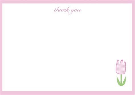 free printable thank you cards with flowers evelyn kate designs free thank you card flower printable