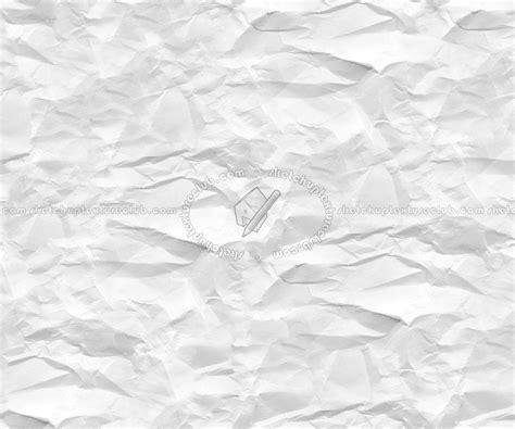 white crumpled paper texture seamless 10827