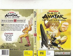 Avatar The Last Airbender Vol 5 avatar the last airbender book 2 earth vol 2 2005 08 tv