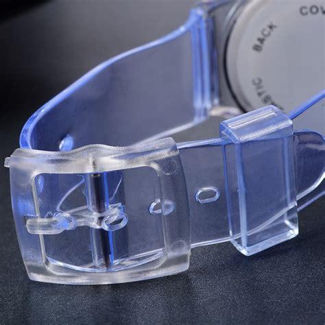 Jam Tangan Transparan jam tangan transparan wanita transparent