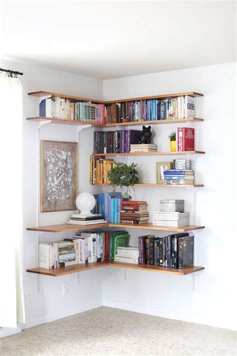 Bookshelf Ideas For Room by Diy Decorating The Best Diy Shelves