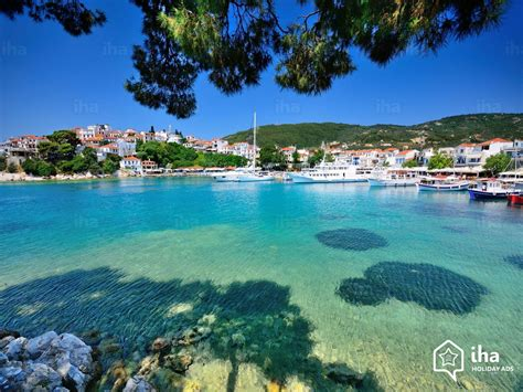 Skiathos rentals in a gîte   Self catering for your vacations