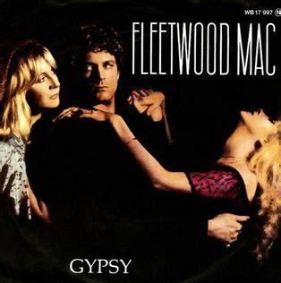 fleetwood mac gypsy official music video gypsy fleetwood mac song wikipedia