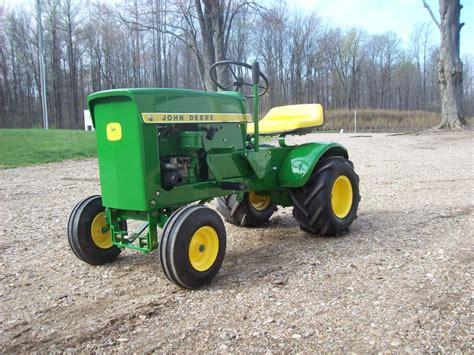 Lawn And Garden Tractors by Deere 60 Lawn Tractor Deere 60 Tractorjd