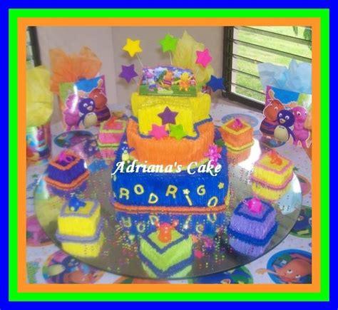 Backyardigans Birthday Backyardigans Backyardigans Birthday