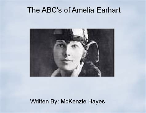a picture book of amelia earhart the abc s of amelia earhart book 366948 bookemon