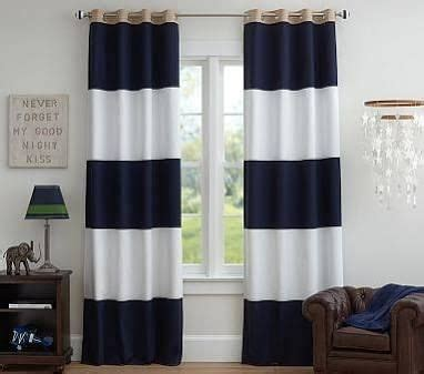 pottery barn bedroom curtains 17 best ideas about nautical curtains on pinterest