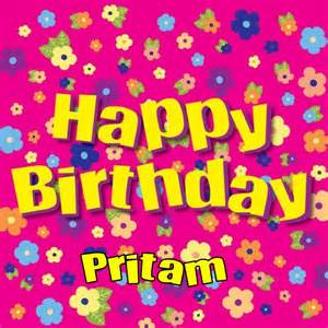 happy birthday pritam happy birthday