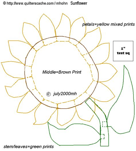 sunflower petal template printable www imgkid com the