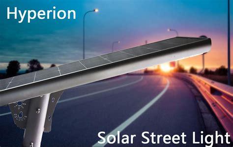 8000lm integrated solar light outdoor path lighting