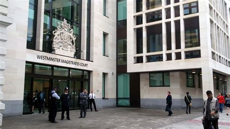 Westminster Court Search News In Pictures Westminster Magistrates Court