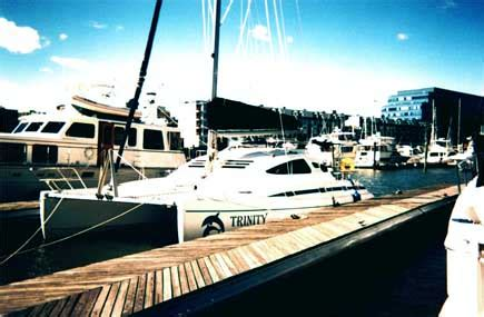 catamaran for sale lake ontario used fortuna island spirit 37 catamaran for sale trinity