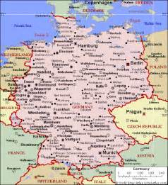 map cities only map of germany with cities free printable maps memes