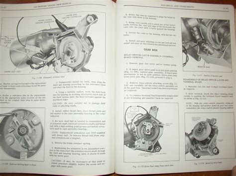 online service manuals 1965 pontiac bonneville free book repair manuals 1965 pontiac shop manual parts bonneville 2 2 grand prix catalina star chief ebay