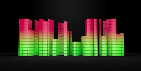 cinema 4d template videohive equalizer logo 3212253