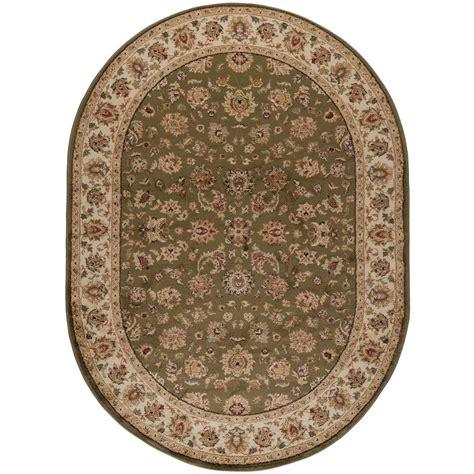 tayse rugs sensation green 6 ft 7 in x 9 ft 6 in tayse rugs sensation green 6 ft 7 in x 9 ft 6 in