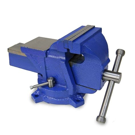 8 bench vise 8 quot bench vise cl tabletop vises swivel locking base