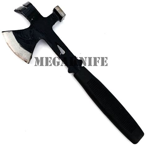 survival hatchet multi tool 12 quot tactical survival multi tool throwing axe hammer