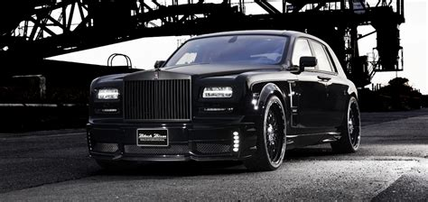 rolls royce black bison wald rolls royce phantom black bison edition series ii