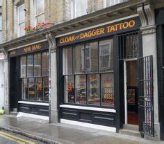 tattoo flash racks uk cloak and dagger tattoo parlour shop photos on pinterest