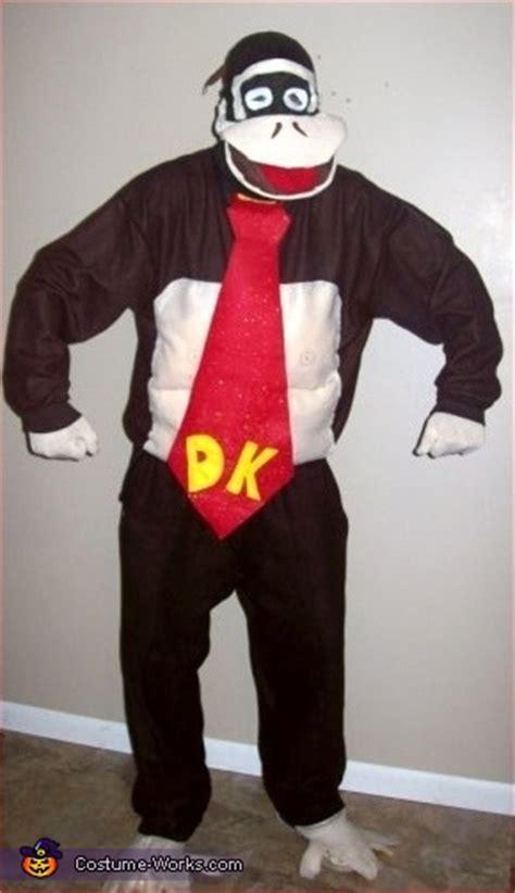 super mario bros characters group costume diy