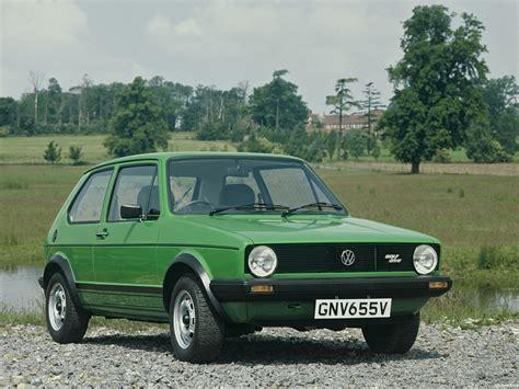 imagenes vintage golf fotos de volkswagen golf i 1974