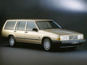 Volvo 1990s 1990 Volvo 740 Information And Photos Zombiedrive