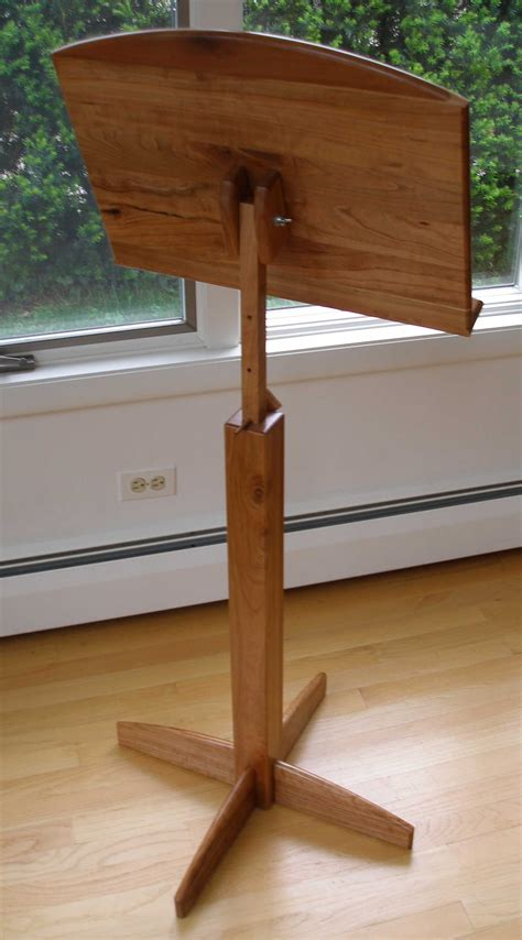 cherry  stand  stand wooden  stand