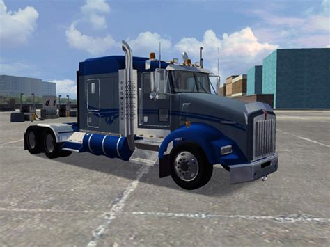 simulator game mod 18 wos haulin peterbilt 359 1976 18 wos haulin simulator games mods