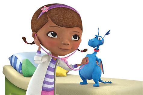 Doc Mcstuffins by Black Doctors See Something To Be Proud Of In Doc