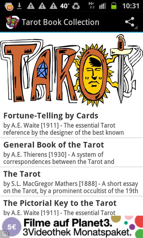 the only tarot book 1598694898 tarot cards reading meanings android apps on google play