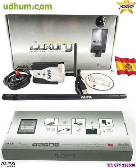 Lu Wifi lu antena wifi alfa 1 luxury pack
