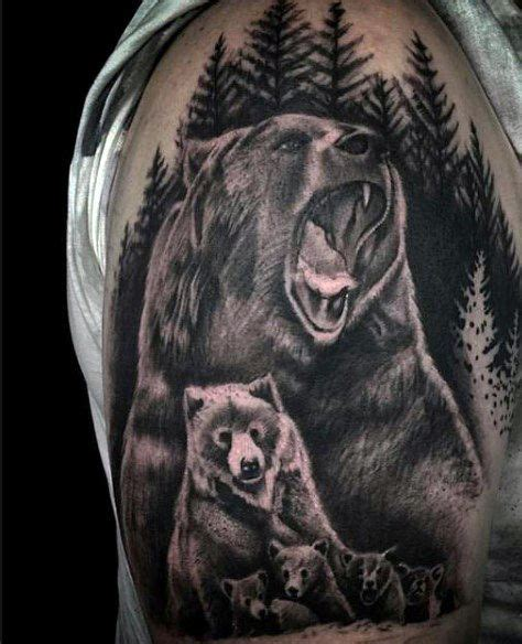 79 best bear tattoo ideas images on pinterest bear