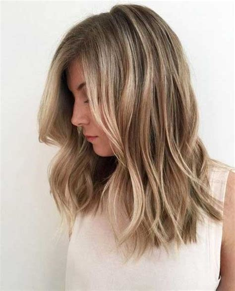 Med Length Layered Hairstyles by 20 Medium Length Hairstyles Hairstyles Haircuts