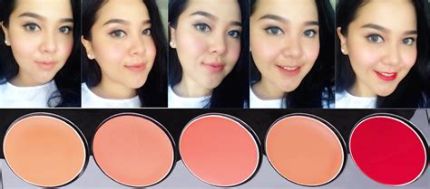 Make Lip Color Palette Poprock 03 one lipstick is never enough a journey to make my