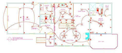 electrical layout plan in autocad kaplan electric autocad designer electrical engineer maine