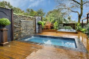 Backyard Pools Spas Swiming Pools Swim Spa With Swim Laps Without The