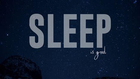 sleep is new year s resolution get more sleep