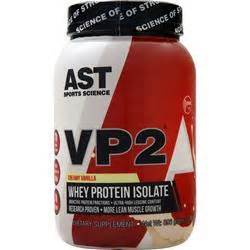 Whey Ast Vp2 ast vp2 whey protein isolate on sale at allstarhealth