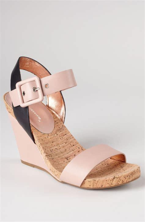 blush wedge sandals blush wedge sandals bcbgeneration my style