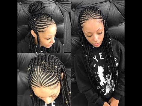 latest cornrow hairstyles : most wanted hair designs 2017