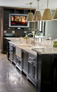 Two Level Kitchen Island Two Tiered Kitchen Island Ideas