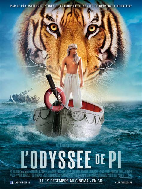 film avec un lion noir l odyss 233 e de pi film 2012 allocin 233