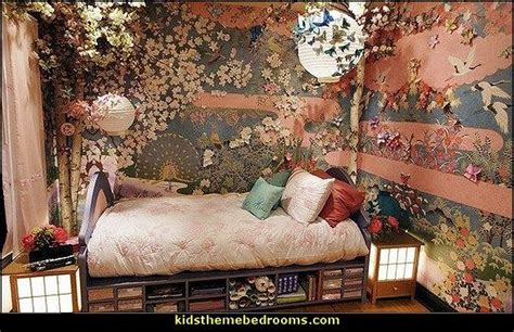 japanese themed decor themed bedroom decorating ideas theme rooms
