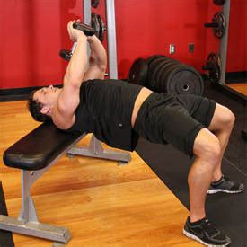 single dumbbell pullover across bench scott mathison s functional muscle back workout healthynology