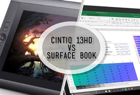 Cintiq Giveaway - surface book vs wacom cintiq a viable replacement yampuff s stuff