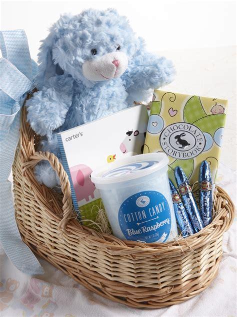Handmade Baby Gift Baskets - baby congratulations gift basket custom handmade